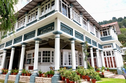 The The Palace Belvedere Nainital