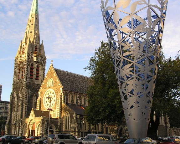 Christchurch Square Central City