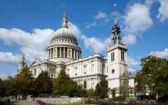 St. Pauls Cathedral London England